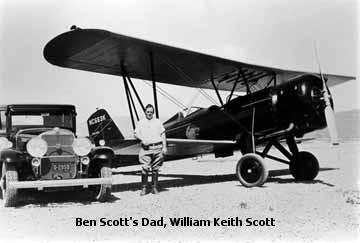 Ben Scott's Dad