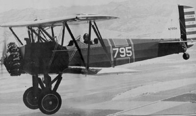 Cloudboy, Stearman Model 6