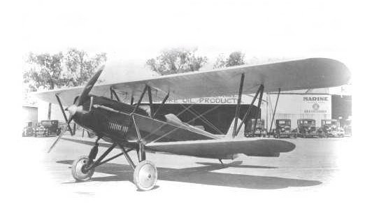 The First Stearman